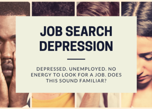 Am I Depressed? No Motivation To Job Search
