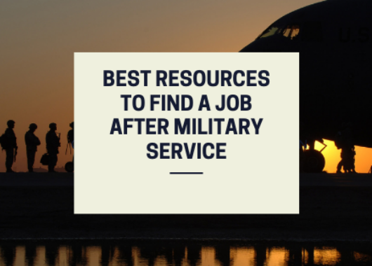 How to Find a Job After Military Service